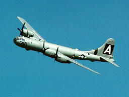 The only surviving, flying B-29...Fifi!